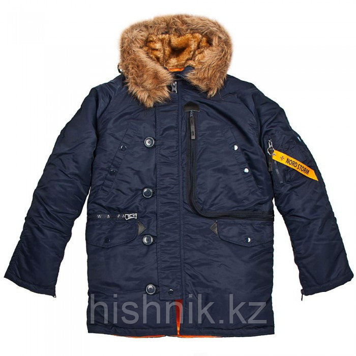 Куртка Аляска N3B SITKA