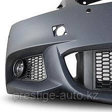 Противотуманки на BMW F10 5 серия в М-бампер (комплект)