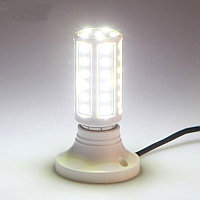 Светодиодная лампа-кукуруза 9W E27 белая, фото 1