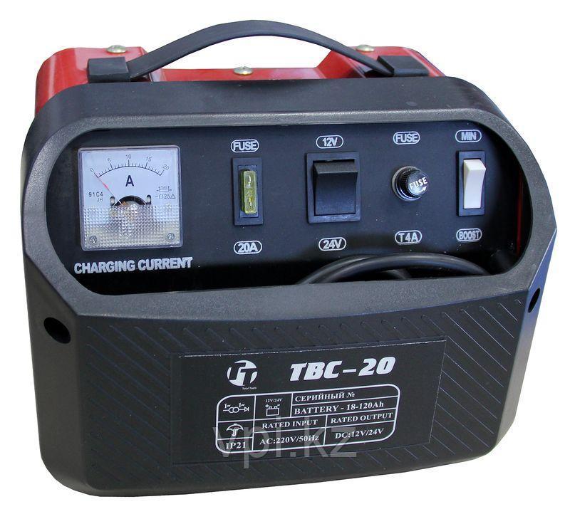 Зарядное устройство TBC-20 TOTAL TOOLS