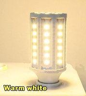 Светодиодная лампа-кукуруза 15W E27 теплая