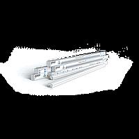 Светодиодный светильник Gauss 36ВТ 6500К IP65 линейный матовый IP65 1/30 (АНАЛОГ ЛСП 2*36ВТ), фото 1