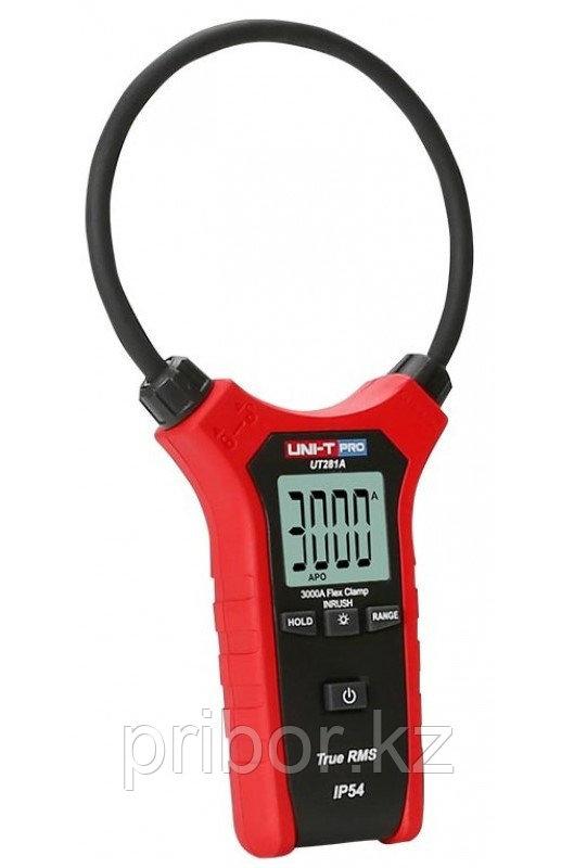 Токоизмерительные клещи True RMS до 3000А (AC) UT281A. Внесены в реестр СИ РК