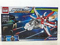 Конструктор Space Adventure 1610 207 pcs. Конструктор про космос