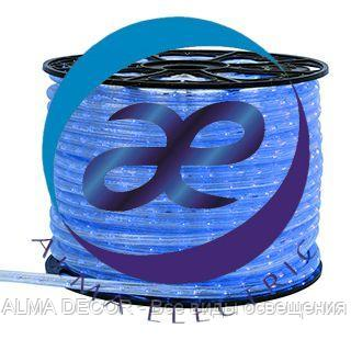 Дюралайт ARD-REG-LIVE Blue (220V, 24 LED/m, 100m)