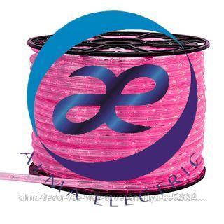 Дюралайт ARD-REG-LIVE Pink (220V, 24 LED/m, 100m)