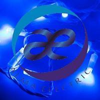Светодиодная гирлянда ARD-STRING-CLASSIC-10000-WHITE-100LED-STD BLUE (230V, 7W)
