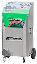 Автоматическая установка для заправки автомобильных кондиционеров, 12 л Nordberg NF12
