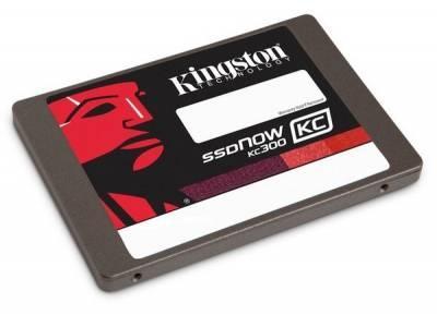 Накопитель Kingston 120GB SSDNow KC300 Drive SATA3 2.5