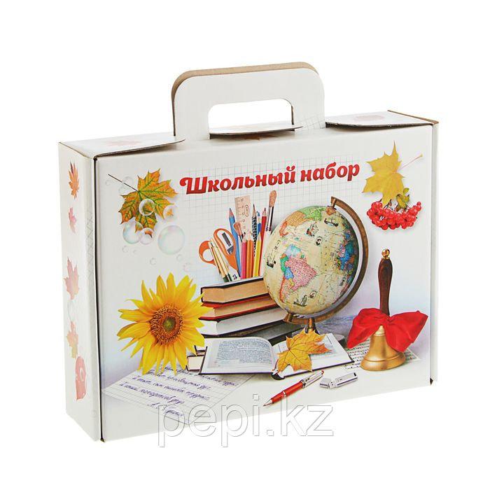 Коробка для школьного набора 320х230х75мм