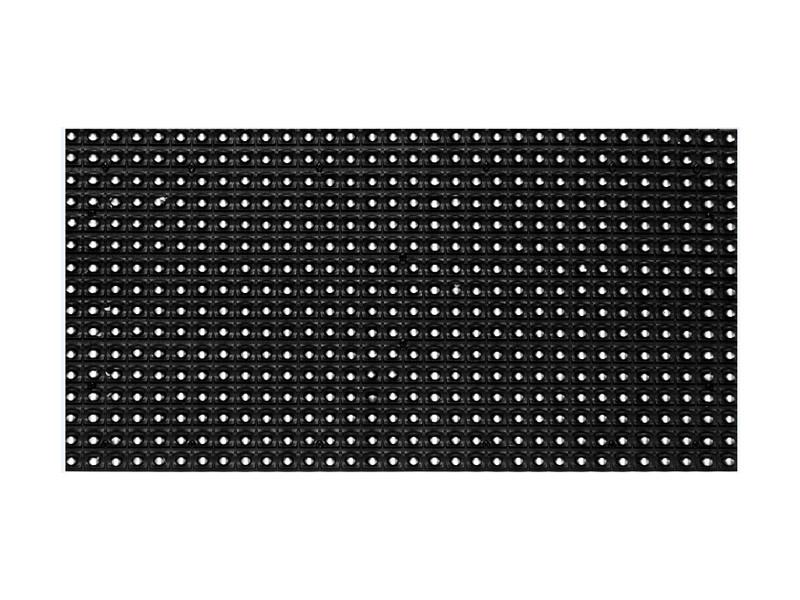 LED светодиодный модуль SMD,  P10, Белый