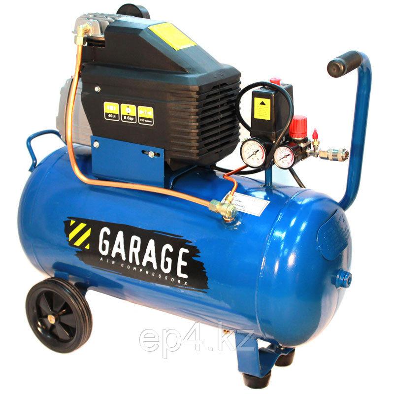 Компрессор поршневой электрический Garage PK 100.MKV370 / 2,2