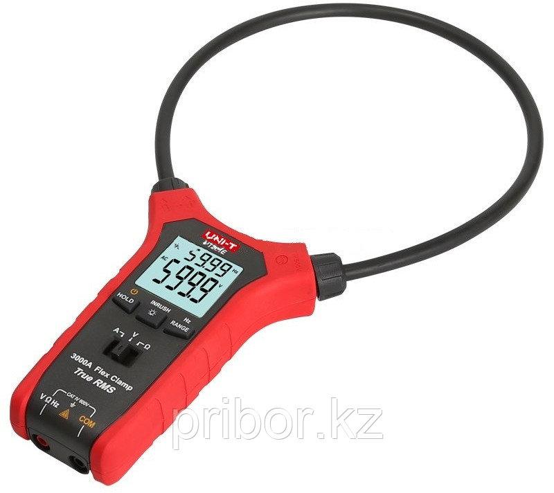 Токоизмерительные клещи True RMS до 3000А (AC) с функцией мультиметра UT281E. Внесены в реестр СИ РК