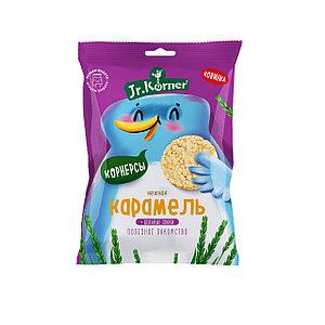 Рисовые мини хлебцы для детей с карамелью