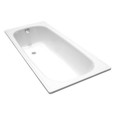 Ванна стальная прямоугольная Estap Classic, 105*65 см, без панели, с ножками