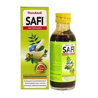 SAFI (сироп Сафи) Hamdard - растительный очиститель крови и лимфы, 100 мл
