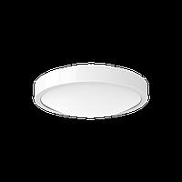 Светильник светодиодный GAUSS 4100 К белое кольцо