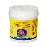 Medohar Guggul (Медохар гуггул) Vyas для похудения 100 капсул