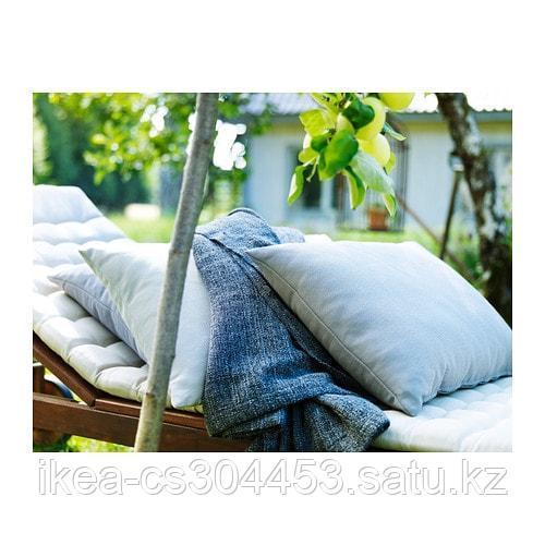 ХОЛЛО Подушка д/садовой мебели, бежевый - фото 5