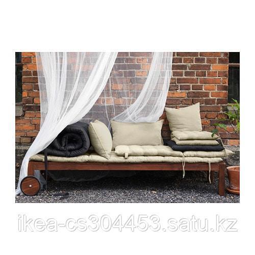 ХОЛЛО Подушка д/садовой мебели, бежевый - фото 7