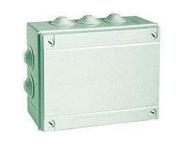 DKC 54201 Коробка ответвительная с кабельными вводами, номинально 240х190х90мм