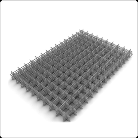 Сетка кладочная ВР4 яч 10*10 (1*3), фото 2