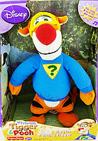 Fisher-Price Disney My Friends Tigger and Pooh Talking Tigger Интерактивный игрушка Тигра друг Винни, фото 1