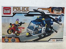 Конструктор Police Battle Force 1905 157 pcs The Sniper