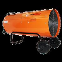 Газовый калорифер КГ-81 (апельсин), фото 1