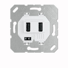 Механизмы USB розеток