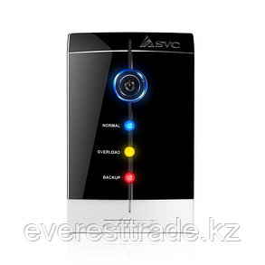 ИБП SVC V-1200-F, Smart, USB, Мощность 1200ВА/720Вт, фото 2