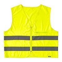 БЕСКЮДДА Светоотражающий жилет, L/XL, желтый