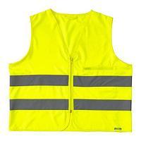БЕСКЮДДА Светоотражающий жилет, М, желтый