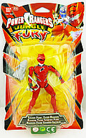 Power Rangers Jungle Fury Sound Fury Tiger Ranger Могучие Рейнджеры