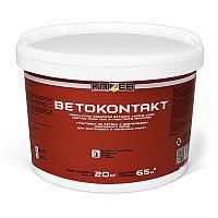Пигментированный грунт по бетону - Betokontakt 15
