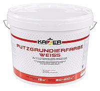 Пигментированный грунт-краска - Putzgrundierfarbe weiss 15