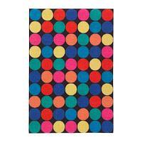 РОРСЛЕВ Придверный коврик, разноцветный
