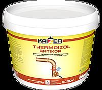 Теплоизолирующая антикорозионная краска. Termoisol Anticor