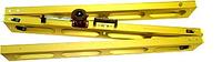 Складная универсальная дорожная рейка с электронным угломерным устройством РДУ-КОНДОР-Э