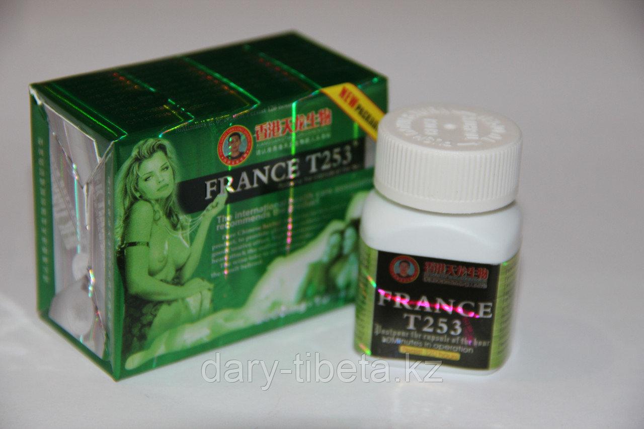 France T 253(для потенции)