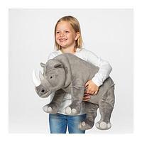 ДЬЮНГЕЛЬСКОГ Мягкая игрушка, носорог