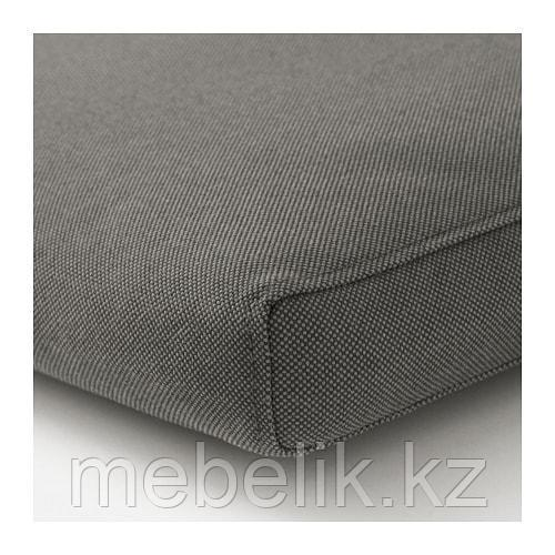 ФРЁСЁН/ДУВХОЛЬМЕН Подушка на садовую мебель, темно-серый - фото 4