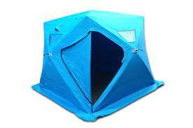 Палатка куб с утеплением