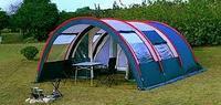 Палатка люкс Tuohai с шатром