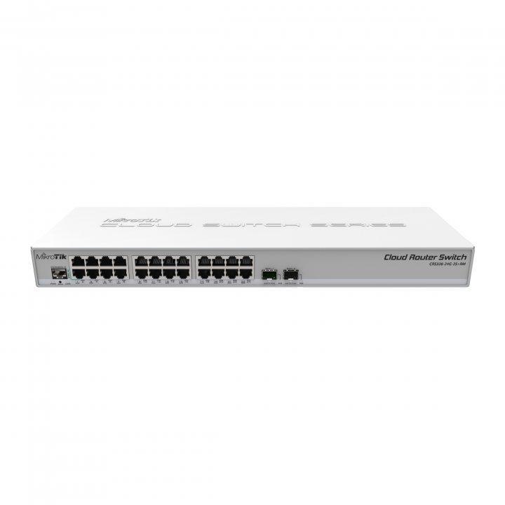 Коммутатор CRS326-24G-2S+RM