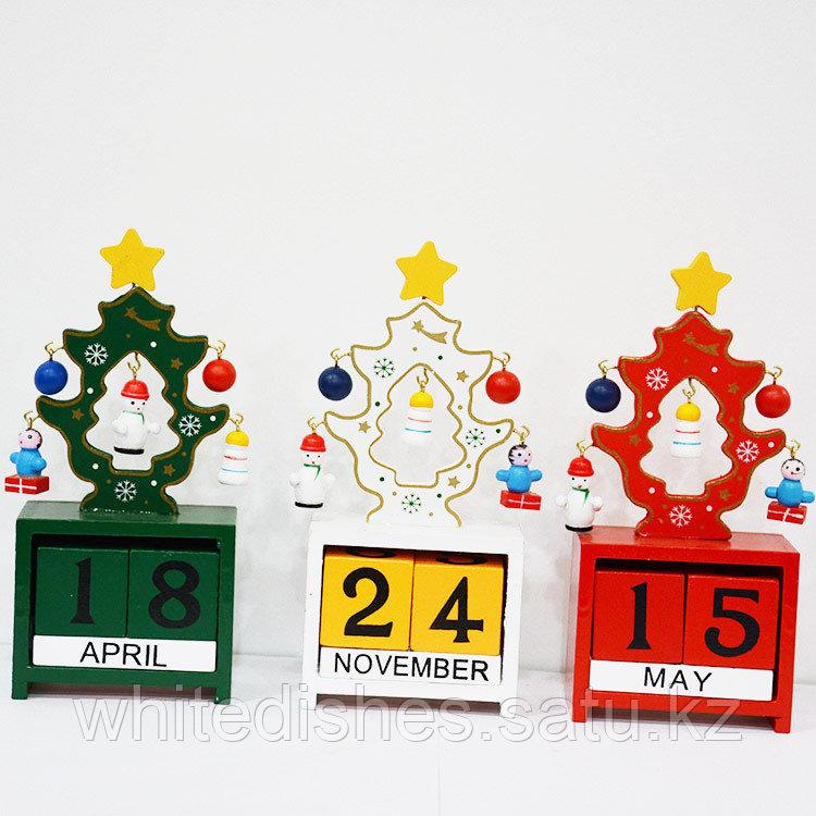 Календарь. Новый Год. Рождество. - фото 1