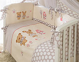 PERINA Комплект в кровать 4 предмета ВЕНЕЦИЯ ЛАПУШКИ бежевые 4 предмета В4-02.2, фото 2
