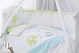 Постельное белье Perina Джунгли 3 предмета ДЖ3-01.1, фото 2