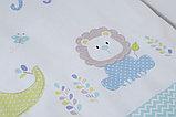 Постельное белье Perina Джунгли 3 предмета ДЖ3-01.1, фото 4