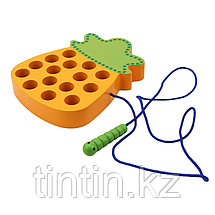 Деревянная шнуровка - Фрукты, фото 2